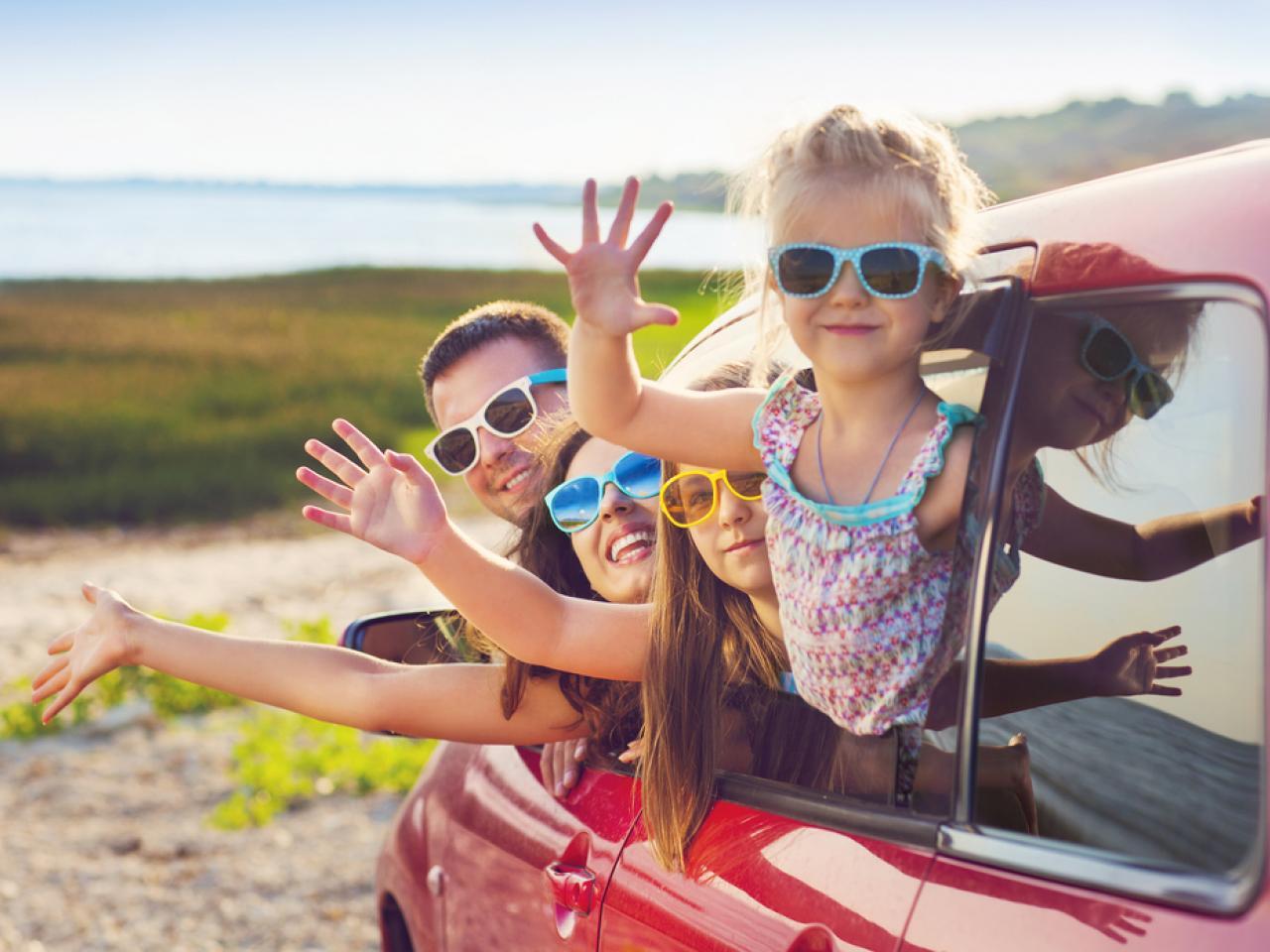 Reisziekte Wagenziekte Autovakantie